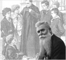 Abbé Roussel Père Brottier