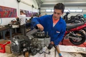 CAP Maintenance des véhicules - Moto