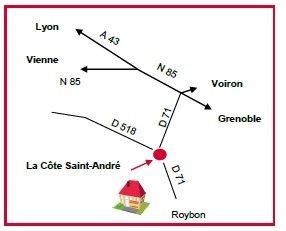 Plan Jean-Marie Vianney